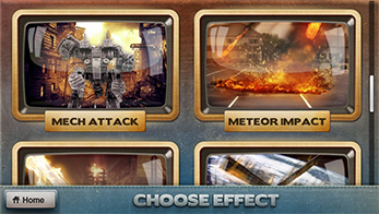 FxGuru App - Choose Science Fiction Effects